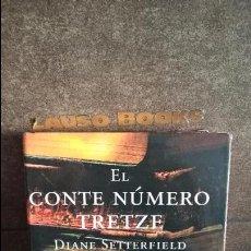 Libros de segunda mano: EL CONTE NUMERO TRETZE. DIANE SETTERFIELD. CATALAN ( CATALA).. Lote 101431535