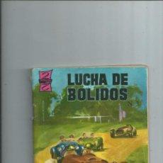 Libros de segunda mano: JOSÉ MALLORQUÍ - LUCHA DE BÓLIDOS / PETER SAXON - LOS MUERTOS ANDAN - 1960. Lote 102372943
