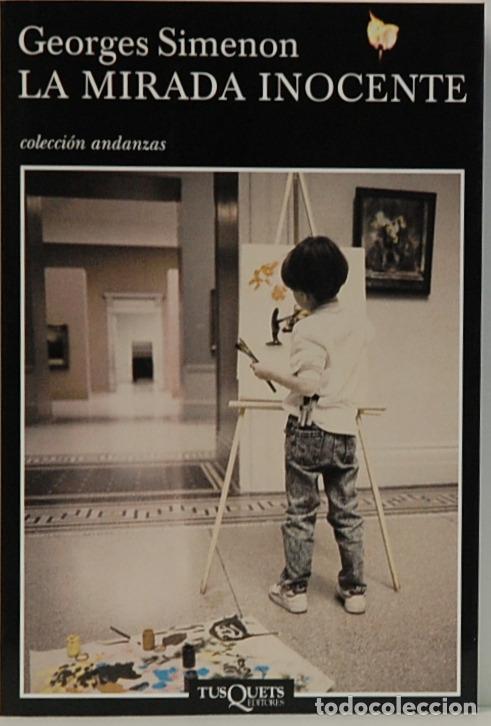"Resultat d'imatges de ""La mirada inocente"", de Georges Simenon"