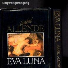 Libros de segunda mano: ISABEL ALLENDE - EVA LUNA - HAMISH HAMILTON 1988 / INGLÉS. Lote 103407327