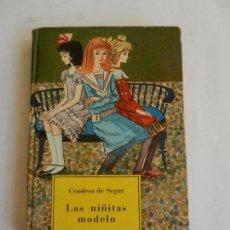Libros de segunda mano: LAS NIÑITAS MODELO CONDESA DE SEGUR ED. MOLINO 1963.ILUSTRADO. . Lote 103537019
