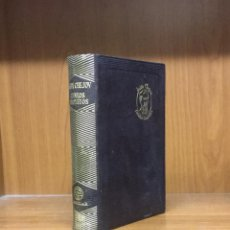 Libros de segunda mano: ANTON CHEJOV. CUENTOS COMPLETOS. AGUILAR-JOYA. PRIMERA EDICIÓN, 1953.. Lote 103674975