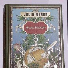 Libros de segunda mano: MIGUEL STROGOFF - JULIO VERNE - COLECCIÓN HETZEL - RBA 2008. Lote 199427216