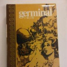 Libros de segunda mano: BJS. EMILE ZOLA. GERMINAL. BRUMART TU LIBRERIA. PRECIOS SIN COMPETENCIA. Lote 103955787