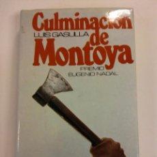Libros de segunda mano: BJS. LUIS GASULLA. CULMINACION DE MONTOYA. BRUMART TU LIBRERIA. PRECIOS SIN COMPETENCIA. Lote 103956271