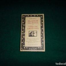 Libros de segunda mano: IVAN BUNIN, EL AMOR DE MITIA. BIB. DE PLATA CIRCULO DE LECTORES 1992. Lote 103990775