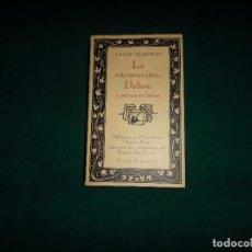 Libros de segunda mano: ANDREI PLATONOV, LA EXCAVACION. BIB, DE PLATA CIRCULO DE LECTORES 1992. Lote 103990883