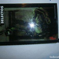 Libros de segunda mano: LIBROS NARRATIVA TERROR MISTERIO POLICIACO - CRIMENES SELECTOS ALFRED HITCHCOCK CIRCULO LECTORES. Lote 104005795