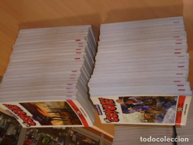 Libros de segunda mano: ENVIO GRATIS - EL COYOTE COMPLETA 96 TOMOS DEL Nº 1 AL 96 JOSE MALLORQUI - PLANETA - OFERTA - Foto 4 - 104091755