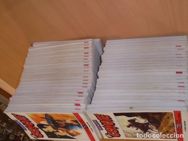 Libros de segunda mano: ENVIO GRATIS - EL COYOTE COMPLETA 96 TOMOS DEL Nº 1 AL 96 JOSE MALLORQUI - PLANETA - OFERTA - Foto 5 - 104091755