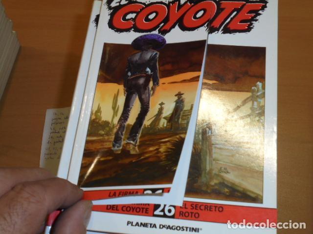 Libros de segunda mano: ENVIO GRATIS - EL COYOTE COMPLETA 96 TOMOS DEL Nº 1 AL 96 JOSE MALLORQUI - PLANETA - OFERTA - Foto 6 - 104091755