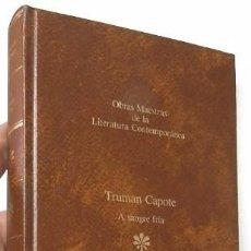 Libros de segunda mano: A SANGRE FRÍA - TRUMAN CAPOTE. Lote 104177743