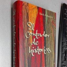 Libros de segunda mano: EL CONTADOR DE HISTORIAS / RABIH ALAMEDDINE / ED. LUMEN 1ª EDICIÓN 2008. Lote 104189039