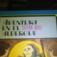 Libros de segunda mano: AVENTURA EN EL ALBERGUE. STEFAN WOLF. PAKTO SECRETO. SUSAETA 198. Lote 104261343