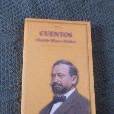 Libros de segunda mano: CUENTOS VICENTE BLASCO IBÁÑEZ EDITORIAL: EDICIONES AKAL, ESPAÑA (2009) 359PP. Lote 104302507
