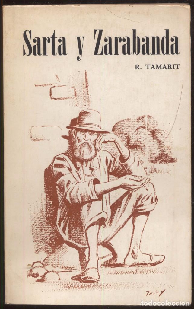 SARTA Y ZARABANBA - R. TAMARIT.- HISTORIETAS, CUENTOS Y LEYENDAS. 1974 (Libros de Segunda Mano (posteriores a 1936) - Literatura - Narrativa - Otros)