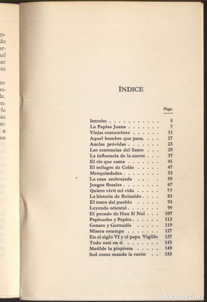 Libros de segunda mano: SARTA Y ZARABANBA - R. TAMARIT.- Historietas, cuentos y leyendas. 1974 - Foto 6 - 104373731