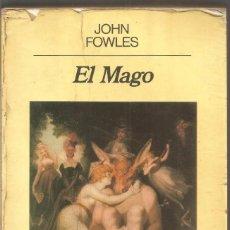 Libros de segunda mano: JOHN FOWLES. EL MAGO. ANAGRAMA. Lote 104386275
