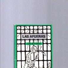 Libros de segunda mano: JUAN GOYTISOLO - LAS AFUERAS - SEIX BARRAL ED. 1971 / 1ª EDICION. Lote 104408131