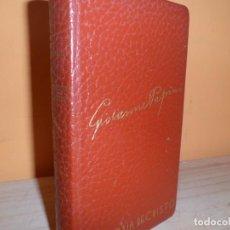 Libros de segunda mano: HISTORIA DE CRISTO / GIOVANNI PAPINI. Lote 105170067