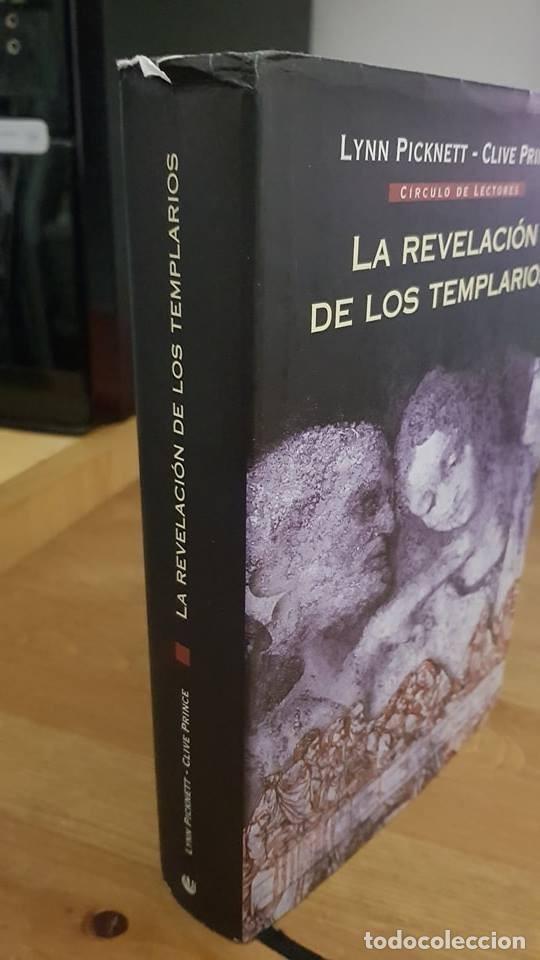 Libros de segunda mano: La revelación de los templarios - Lynn Picknett/Clive Prince - 2004 - Foto 2 - 105173751
