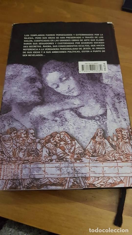 Libros de segunda mano: La revelación de los templarios - Lynn Picknett/Clive Prince - 2004 - Foto 3 - 105173751