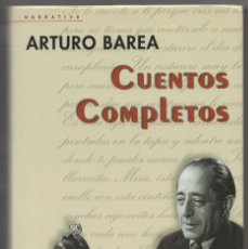 Libros de segunda mano: CUENTOS COMPLETOS. Lote 156603173