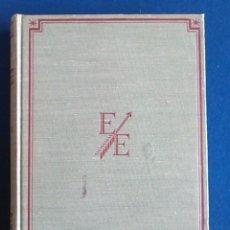 Libros de segunda mano: LOS PARÁSITOS, DAPHNE DU MAURIER. NOVELA DE 1951.. Lote 105680519