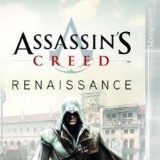 Libros de segunda mano: ASSASSIN´S CREED - RENAISSANCE - OLIVER BOWDEN. Lote 105804667