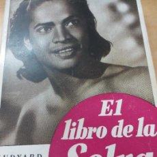 Libros de segunda mano: EL LIBRO DE LA SELVA RUDYARD KIPLING EDIT GUSTAVO GILI . Lote 105985979
