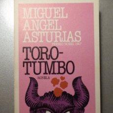 Libros de segunda mano - TOROTUMBO - MIGUEL ÁNGEL ASTURIAS - 106601503