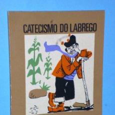 Libros de segunda mano: CATECISMO DO LABREGO. Lote 106606095