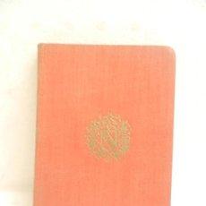 Libros de segunda mano: CUENTOS DE LA ALHAMBRA WASHINGTON IRVING EDITORIAL PADRE SUAREZ GRANADA 3º ED. AÑO 1954.. Lote 107020475