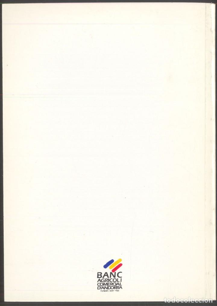 Libros de segunda mano: PAISATGE DE TORNADA - M. Teresa Feu.- Premi Manuel Cerqueda Escaler -ANDORRA 1993 - Foto 6 - 107591795