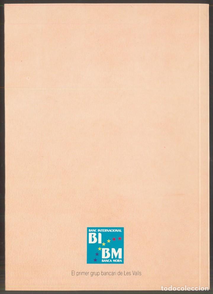 Libros de segunda mano: ECLIPSI PER A UN HOME SOL - Joan Guasp - PREMI SAN CARLES BORROMEU 1992 - ANDORRA - Foto 5 - 107635243