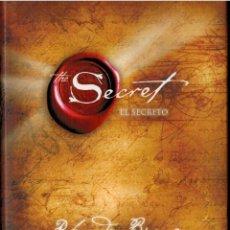 Libros de segunda mano: THE SECRET - EL SECRETO - RHONDA BYRNE. Lote 152289380