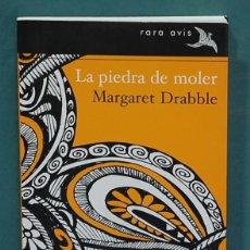 Libros de segunda mano: LA PIEDRA DE MOLER. MARGARET DRABBLE. Lote 108012355