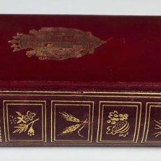 Libros de segunda mano: MEMORIAS DEL MARQUÉS DE BRADOMIN. SONATAS. R.VALLE INCLÁN. EDIT RUA. 1941.. Lote 109240855