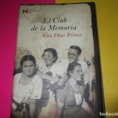 Libros de segunda mano: EL CLUB DE LA MEMORIA. Lote 109439283