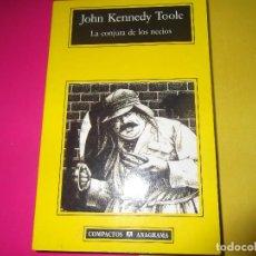 Libros de segunda mano: LA CONJURA DE LOS NECIOS, PORJOHN KENNEDY TOOLE. Lote 109440179