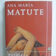 Libros de segunda mano: PRIMERA MEMORIA. ANA MARÍA MATUTE. Lote 109446287