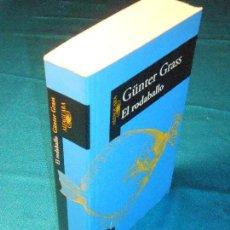 Libros de segunda mano: GÜNTER GRASS, EL RODABALLO · ALFAGUARA, 1999 · TRAD: MIGUEL SÁENZ. Lote 110449463