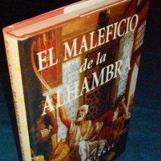 Libros de segunda mano: TANIA KINKEL, EL MALEFICIO DE LA ALHAMBRA · EMECÉ, 1996 · TRAD: MIREIA CALVET CREIZET. Lote 110450307