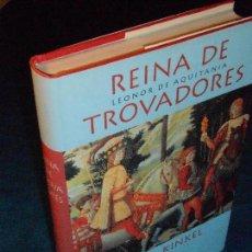Libros de segunda mano: TANIA KINKEL, REINA DE TROVADORES · EMECÉ, 1997 · TRAD: LUCÍA DE STOIA. Lote 110450463