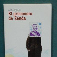 Libros de segunda mano: EL PRISIONERO DE ZENDA. ANTHONY HOPE. Lote 110616195