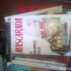Libros de segunda mano - Libro Mascarada Jo Van Ammers Kúller 1957 Ed. G.P. - 110946079