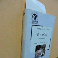 Libros de segunda mano: EL MÉDICO VOL. II. GORDON, NOAH. COL. LAS MEJORES NOVELAS DE LA LITERATURA UNIVERSAL CONTEMPORÁNEA. . Lote 111773199
