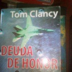 Libros de segunda mano: DEUDA DE HONOR. TOM CLANCY. BOOKET. Lote 111872111