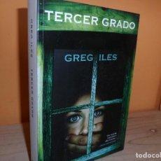 Libros de segunda mano: TERCER GRADO / GREG ILES. Lote 112101967