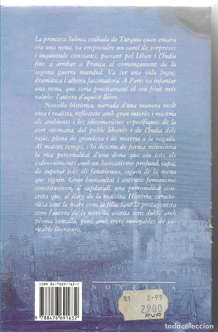Libros de segunda mano: DE PART DE LA PRINCESA MORTA - KENIZÉ MOURAD - MUCHNIK EDITORES 1993 - Foto 2 - 112309783